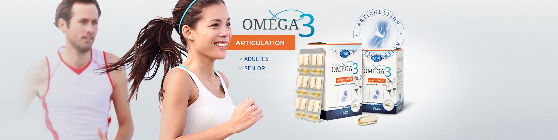 Protégez et renforcez vos articulations avec les compléments alimentaires riches en omega 3 et vitamine C