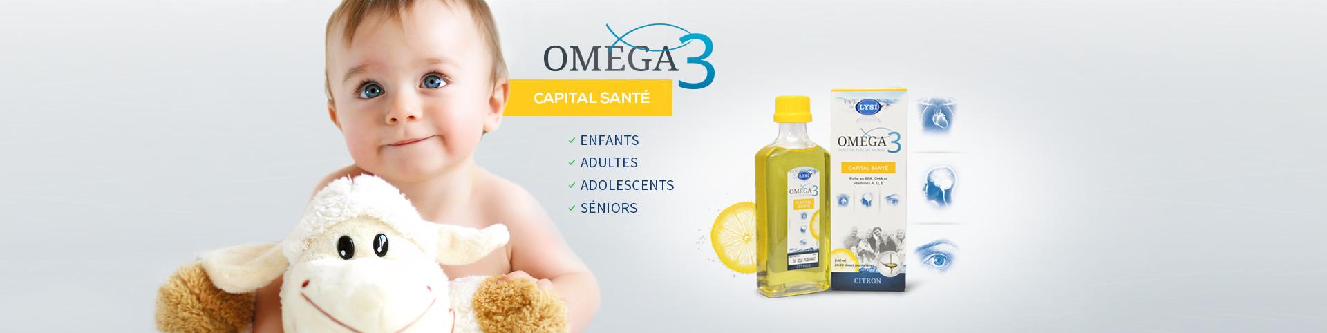 Huile de foie de morue riches en omega 3, vitamines A, D et E, aromatisée au citron